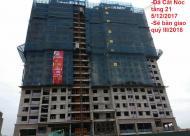 @Home 987 Tam Trinh: Giá hấp dẫn do thiết kế hợp lý. 1,2 tỷ/2PN. Tặng tân gia 1 chỉ vàng lấy lộc.