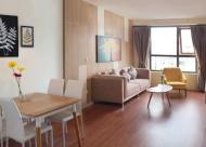 Sở hữu căn hộ góc 2 phòng ngủ cuối cùng cực đẹp có nội thất tại Valencia GardenViệt Hưng
