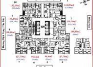 Tôi chủ cần bán gấp CHCC FLC Twin Tower 265 Cầu Giấy, căn 1608, DT: 97m2, giá 33 tr/m2