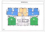 Bán 03 căn hộ mới tại CT2 view hồ Hoàng Cầu, Đống Đa, có thương lượng