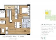 Cần bán căn hộ Duplex tòa A, tầng 15, dự án Valencia Garden. LH: 09345 989 36