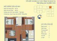 Bán suất ngoại giao chung cư Udic Riverside 122 Vĩnh Tuy, căn 2 phòng ngủ, LH 0968.595.532