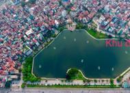 Bán nhà đường Hồ Ba Mẫu, Đống Đa, dt: 81m2, mặt tiền 8m, giá 13.7 tỷ