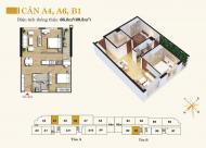 Chính chủ cần bán gấp chung cư căn B tại dự án Golden Palm, Thanh Xuân, diện tích 67m2 giá 40 Triệu/m²