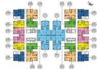 Tôi cần bán rất gấp căn 1207: 60.9 CC Tứ Hiệp Plaza, giá bán 19tr/m2.LH A Hùng 01269 189 866