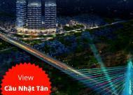 Đặt chỗ ngay toà c đẹp nhất dự án Intracom Riverside, cam kết giá gốc CĐT. LH 0968527893