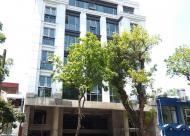 Bán tòa nhà Mặt phố Trần Hưng Đạo 129m 7 tầng thang máy Mặt tiền 10m Vị trí Đắt giá