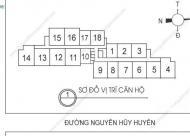 Cần bán căn hộ chung cư 60 Hoàng Quốc Việt. Tầng 1610 DT 71m2, giá bán 29.5 tr/m2