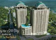 Bán căn 20.02 tòa A chung cư cao cấp D'. Le Roi Soleil Quảng An Tây Hồ Hà Nội - 81 view hồ Tây