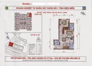 Chính chủ bán gấp căn hộ Kim Văn Kim Lũ,tòa ct12a,tầng 30,căn góc,dt:56.2m2,sđcc,giá:950tr