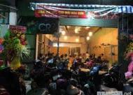 Sang nhượng quán caffe, đồ uống lung linh mặt phố Nguyên Sơn 200m2, Long Biên