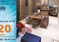 Bán căn góc siêu đẹp 01 tầng 26, ký hiệu S2601 Smile Building Trung Yên, giá gốc HĐ 2.3 tỷ
