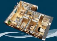 Dolphin Plaza chính chủ bán lại căn 133 m2, giá 3,2 tỷ, ở ngay, sổ hồng vĩnh viễn