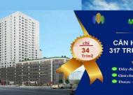 Bán căn hộ chung cư tại dự án Tân Hồng Hà Complex, Thanh Xuân, Hà Nội DT 74m2, giá 34 tr/m2
