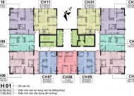 CC Bán CC A10 Nam Trung Yên Tòa CT2 1505 (60,5m2) và 1908 (100.9m2) giá 25tr/m2. LH : 0964 596 167
