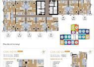 CC bán chung cư Goldmark City, 1602, 123.82m2, R3 và 1810, 117,78m2, R4, giá 24 tr/m2. 0964764096