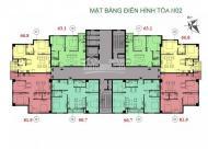 Chính chủ cần bán gấp chung cư K35 Tân Mai căn 1502 tòa N02 DT 66.8m2, giá 23tr/m2:0962449105
