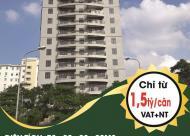 Chìa khóa trao tay, nhận nhà ở ngay tại Sài Đồng Lake View, giá 19tr/m2 (VAT + PBT), LH: 0904581844