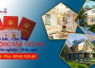 Bán nhà 2 tầng Diện tích 60 m2 Hướng TB số 11 Mặt Phố Nguyễn Văn Huyên mới. Giá 250 Triệu/m2