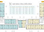 24,5tr/m2, CC bán gấp CC Anland Complex, căn 1610 tòa A (90,82m2), căn 1211 tòa A (75,28m2)