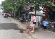 Cần bán gấp Lô đất kinh doanh siêu đẹp 32.8m2 ở mặt đường Cửu Việt- Trâu Quỳ. LH 01665907843