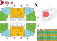Cắt lỗ CC Osaka A-16-18 (75.9m2) và A-15-06(70.75m2) giá 19 triệu/m2, LH: 0966316153