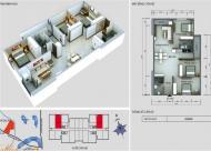 Bán gấp căn hộ chung cư Vinaconex 2 tòa C - Kim Văn Kim Lũ, liên hệ 0934662777
