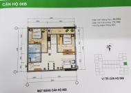 Vào tên hợp đồng trực tiếp cho khách chung cư 282 Nguyễn Huy Tưởng, giá 22 triệu/m2
