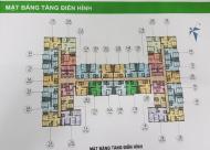 Bán căn hộ chung cư cán bộ chiến sỹ BCA 282 Nguyễn Huy Tưởng, giá chỉ 16 tr/m2