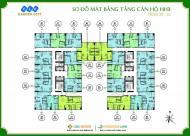 LH:0387.720.710.Cần Bán nhanh  căn hộ chung cư FLC Garden City - Đại Mỗ, tòa HH3 căn 02, DT 88m2, giá 19tr/m2.
