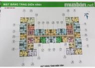 Vỡ nợ ngân hàng muốn bán CHCC 282 Nguyễn Huy Tưởng, căn 1201, DT: 66.9m2, 20,5tr/m2. LH: 0936071228