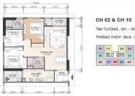 Gia đình tôi cần chuyển nhượng gấp căn hộ 1410 dự án chung cư A10 Nam Trung Yên