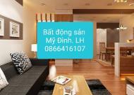 Bán căn hộ cao cấp 126m2, Mỹ Đình 1, giá 20 tr/m2, đủ đồ. LH 0866416107