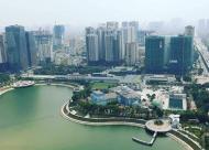 Bán căn 82m2 CT1 chung cư ban cơ yếu chính phủ Lê Văn Lương, kí HĐMB trực tiếp với CĐT