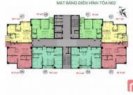 Bán gấp CC K35 Tân Mai, căn 15-02 N02, 66.8m2, 2PN, căn góc, giá bán 24 tr/m2. Chị Linh: 0962354708