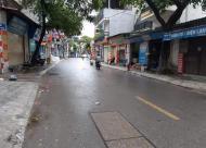 Cần bán gấp nhà mặt phố Vĩnh Hưng Hoàng Mai 115m cấp 4 mặt tiền 7.2m giá 9.5 tỷ, kinh doanh sầm uất.
