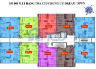 Gia đình cần bán căn 86m, 2pn giá 1,7 tỷ tại chung cư Dream Tower Coma 6.