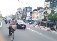 Đất vàng mặt phố Nghi Tàm – Yên Phụ - Tây Hồ quá đẹp để xây khách sạn, nhà hàng, đầu tư hái ra tiền