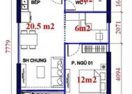 Bán căn hộ cao cấp 1PN+1 chỉ với 1 tỷ 4 dự án Vinhomes Smart City Tây Mỗ