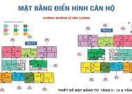 Chính chủ cần bán nhanh căn hộ chung cư Ban Cơ Hiếu Chính Phủ tầng 1602, DT 124,47m2 bán giá 25tr/m2:0981129026