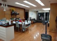 Chính chủ bán CC The Light - CT2 Viettel 126m2 full nội thất sàn gỗ xịn, 3 ngủ, 2wc Lh Thực 0989015276