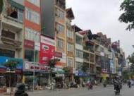 Bán nhà mặt phố Tôn Thất Thuyết Q. Cầu giấy. DT 120m2 x 6 tầng lh 0917353545