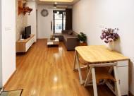 Bán chung cư hud3 linh đàm, tầng 3 chính chủ sổ hồng, 2 phòng ngủ, 2 WC, 58m2