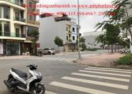 Bán Lô đất mặt đường Lý Thần Tông 22m khu Gò Ngát, Hòa Đình Võ Cường
