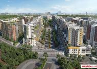 Celadon City - Skylinked Villa 242m2 Giá 66 triệu/m2 (4PN, 4Balcony, 2 Gara Oto Trong Căn Hộ)