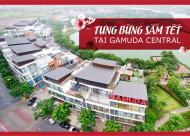 Hàng Hót : Bán shophouse Gamuda TTTM Leparc,view công viên Hồ Yên Sở,có trả chậm 0904527585