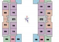 Tôi  bán nhanh căn hộ có sổ đỏ, chung cư 987 Tam Trinh căn 804, DT55m2 bán 1 tỷ 1/ căn: 0961637026