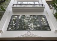 Chính chủ bán nhà xây mới Phố Trần Bình - Q. Cầu Giấy 43m2 x 5 tầng, Oto đỗ cách 5m, Nhà thiết kế