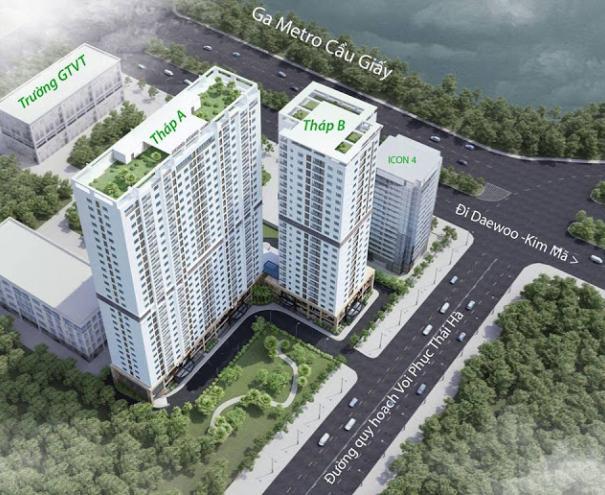 Đầu tư căn hộ Office tel – vốn ít sinh lời cao 1290274